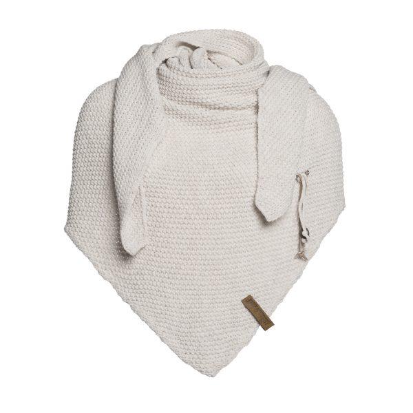 Knit Factory Dreiecksschal Coco -in mehreren Farben erhältlich-