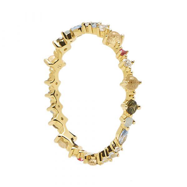 PDPAOLA Ring Papillon Gold