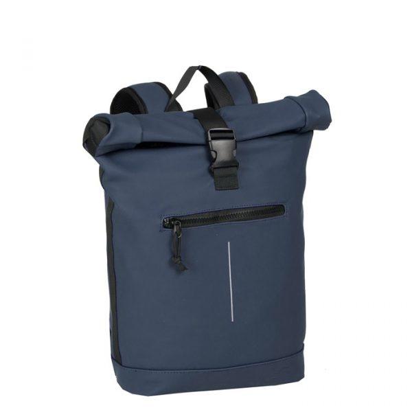 Rucksack Rolltop Large Blau