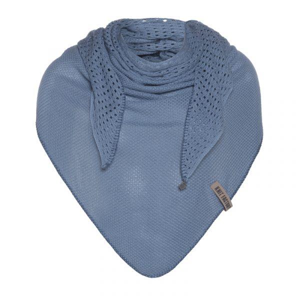Knit Factory Dreieckstuch April -in mehreren Farben erhältlich-