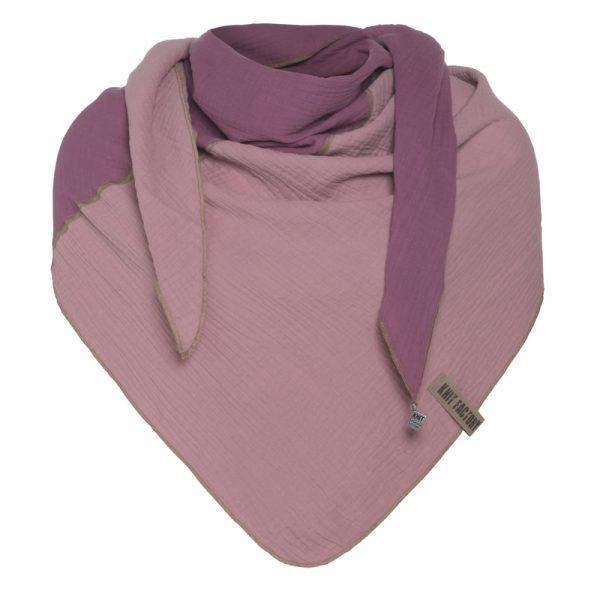 Knit Factory Dreieckstuch Fay -in mehreren Farben erhältlich-