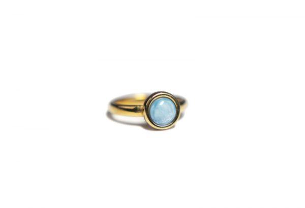 Qoss Ring Isa Gold
