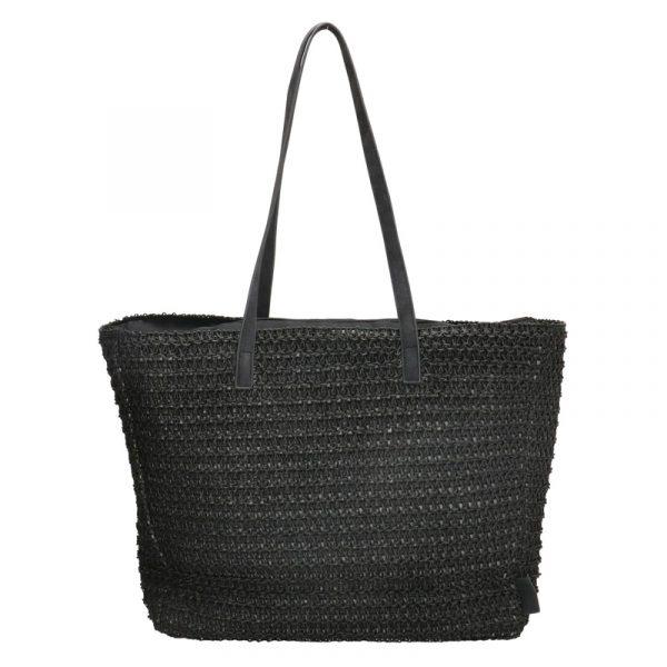 Strandtasche Schwarz
