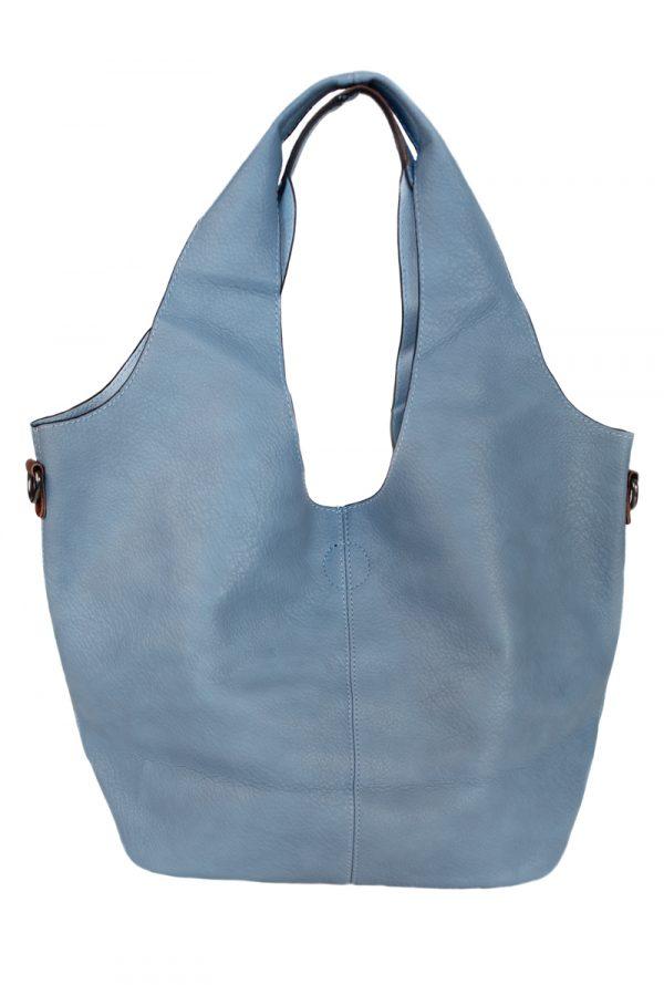 Tasche in Tasche Blau