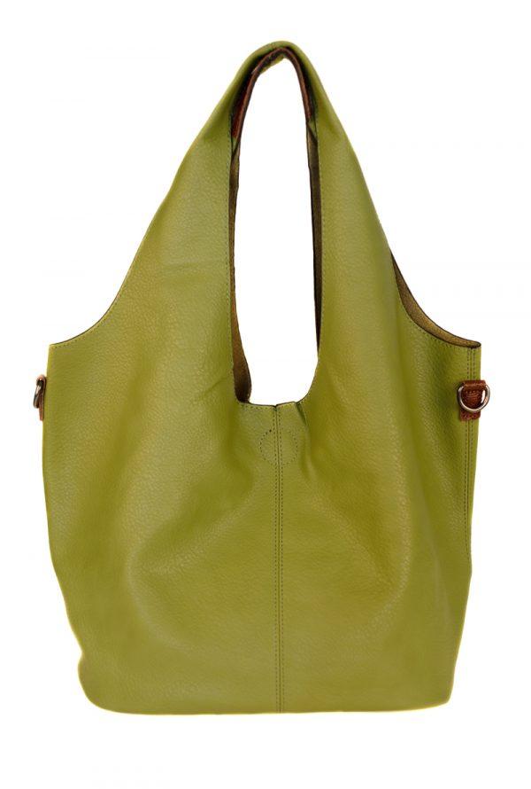 Tasche in Tasche Grün